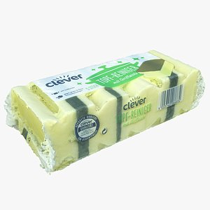 cleaned package sponges 3D model