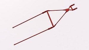 Crane Fixed Pendant Link 3D model