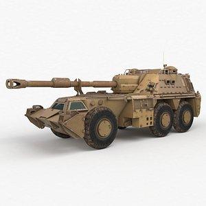 3D g6 rhino model