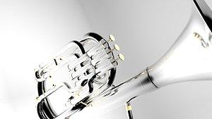 althoorn besson brass model