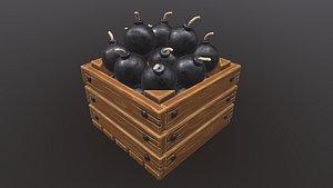 Bomb Box 3D model