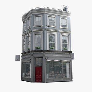 London  Townhouse 06 3D