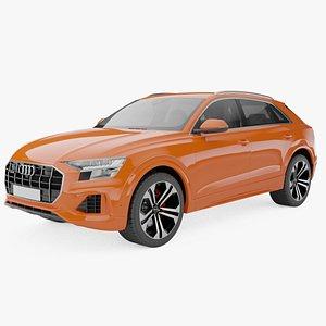 3D Audi Q8
