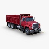 Ford L8000 dump truck