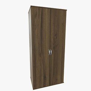 3D closet doors