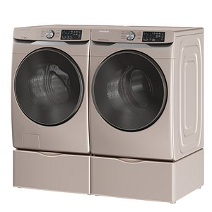 washer dryer samsung 3D model