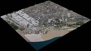 3D Buenos Aires - Argentina model