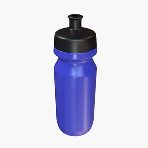 3D model Squeeze Bottle 02