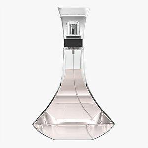 perfume bottle 3D model