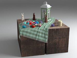 Easter composition model