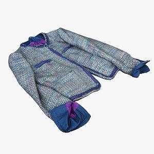 3D Clothes 230 Jacket
