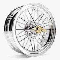 Texan Wire Wheel