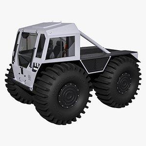 3D Sherp N 1200 Pickup Concept