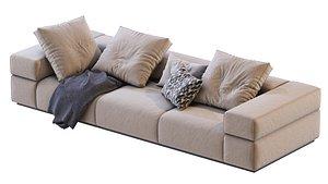 Sofa BRICK LANE By Lema model