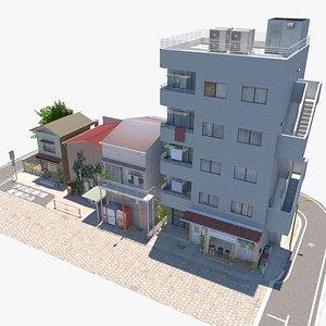 street ar 2 3D model