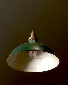 lamp 4k 3D model