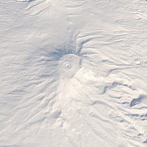3D model mount kilimanjaro