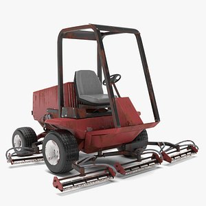 fairway mower model