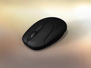 3D mouse computer model