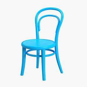 chair kids 3D model