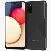 Samsung Galaxy A02s Black