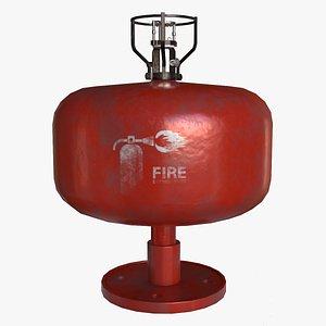ceiling extinguisher model