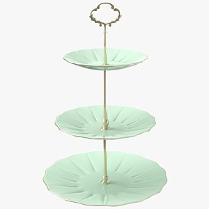 Cake Stand 3D