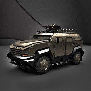 3D model Vortex