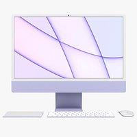 Apple iMac 24 inch 2021 Purple All Set