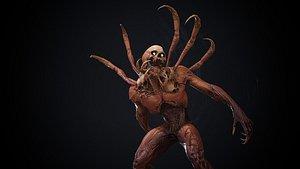 MonsterMutant 10 3D model