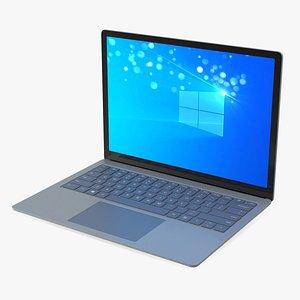 Microsoft Surface Laptop 4 13 Inch Ice Blue 3D model