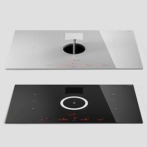 induction nikolatesla switch 3D model