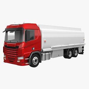 Generic Euro Tank Truck model
