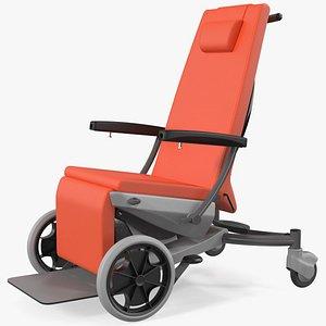 sella multifunctional transport chair 3D model