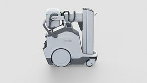 SOLTUS 500 Mobile Digital X-Ray System model
