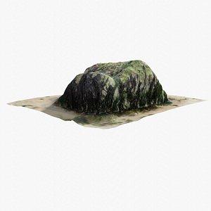 3D Rock 3D Scan 26