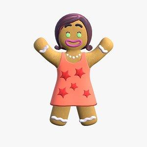 Sugar Gingy model