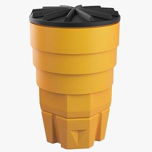 Sand Barrel model