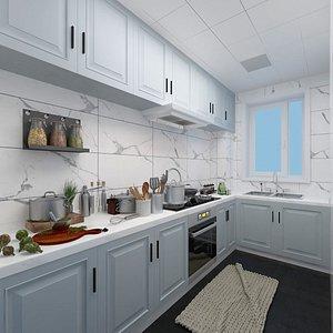 kitchenware appliances 3D