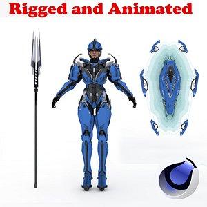 animations model