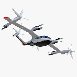 drone hyundai 3D model