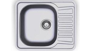 3D Sink UKINOX steel 580x480