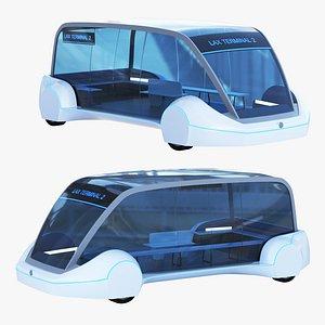 Tesla Pod 3D