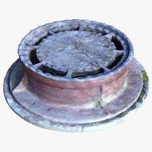 3D manhole