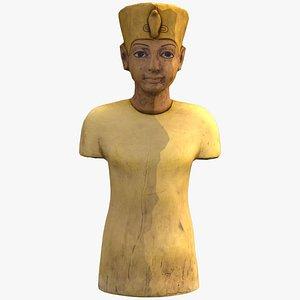 egypt egyptian pharao 3D model