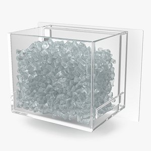 Ice Maker Tray with Ice model
