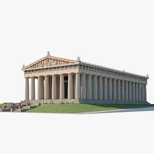 Parthenon 3D