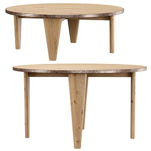 restaurant coffee table model