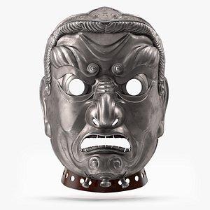 Japanese Mask 3D