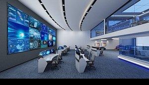 Meeting Room - Monitoring Room model